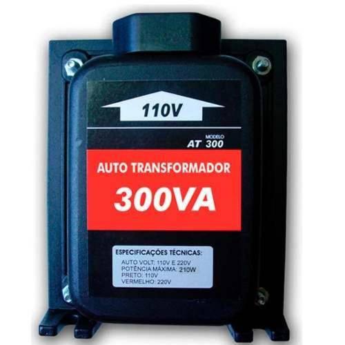 Auto Transformador de Voltagem 300va - 210w