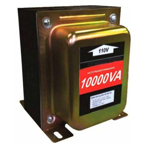 Auto Transformador de Voltagem 10000va - 7000w