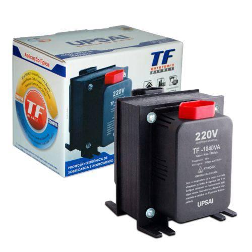 Auto Transformador de Voltagem 1000va Automático Bivolt 110v 220v ou 220v 110v Upsai 51000104