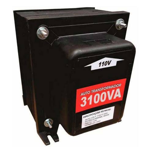 Auto Transformador de Voltagem 3100va - 2170w