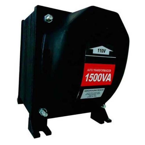 Auto Transformador de Voltagem 1500va - 1050w