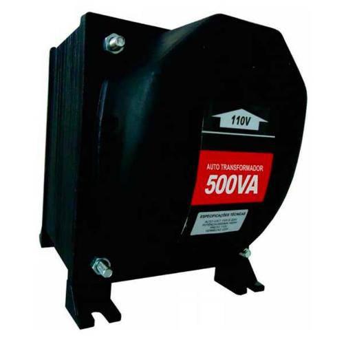 Auto Transformador de Voltagem 500va - 350w
