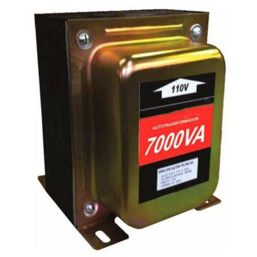 Auto Transformador de Voltagem 7000va - 4900w