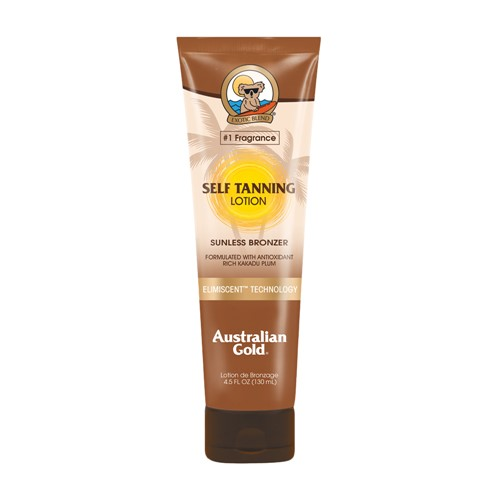 Autobronzeador Australian Gold Self Tanning Lotion 130ml