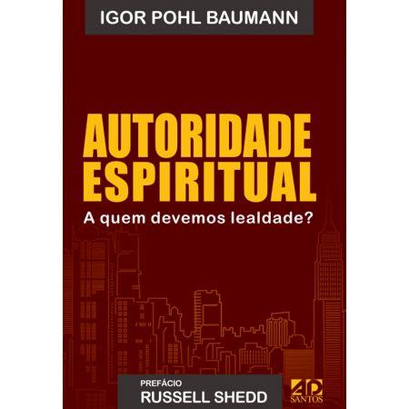 Autoridade Espiritual AD Santos