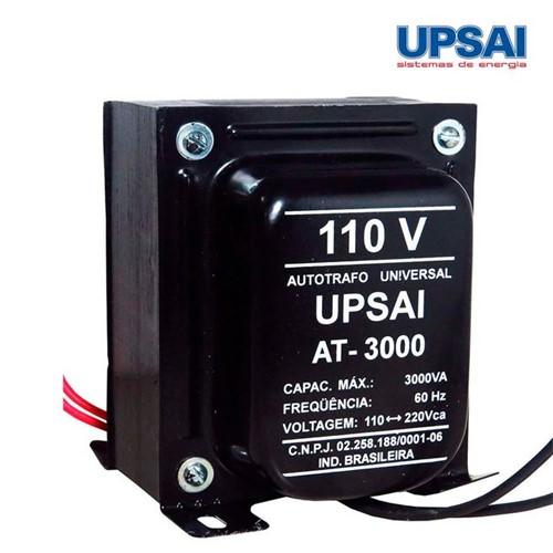 Autotransformador AT-3000VA Bivolt 51020300 – Upsai