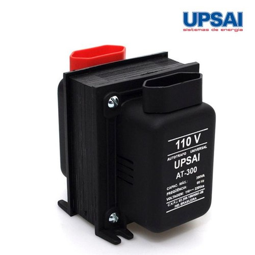 Autotransformador AT-300VA Bivolt 51120030 – Upsai