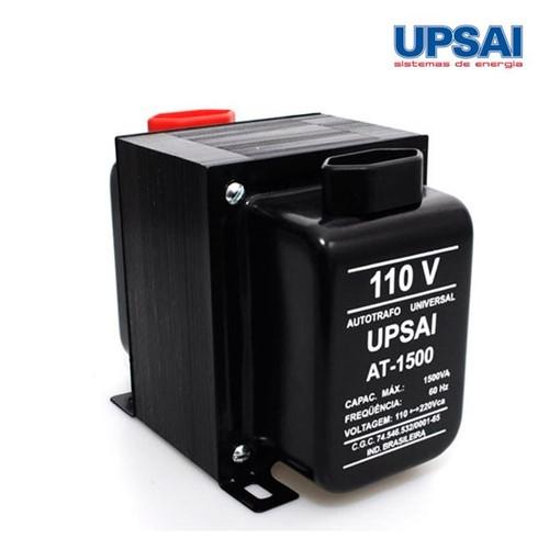 Autotransformador AT-1500VA Bivolt 51120150 - Upsai