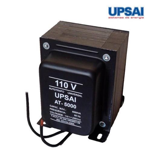 Autotransformador AT-5000VA Bivolt 51020500 – Upsai