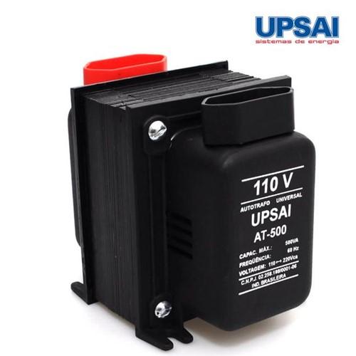 Autotransformador AT-500VA Bivolt 51120050 – Upsai