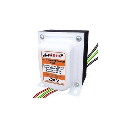 Autotransformador Inversor Conversor Transformador de Voltagem Bivolt para Ar Condicionado Até 12000