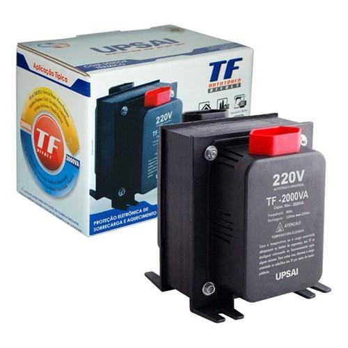 Autotransformador TF-2000 com Sensor Térmico 51000200 UPSAI
