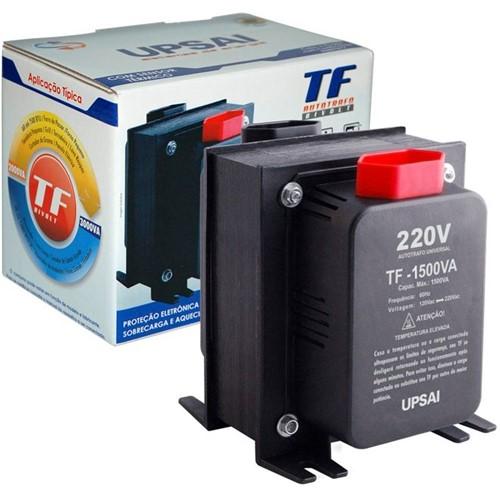 Autotransformador TF-1500 com Sensor Térmico 51000150 UPSAI
