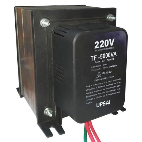 Autotransformador TF-5000 com Sensor Térmico 51000500 UPSAI