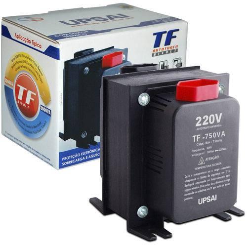 Autotransformador Tf-750 com Sensor Térmico 51000075 Upsai