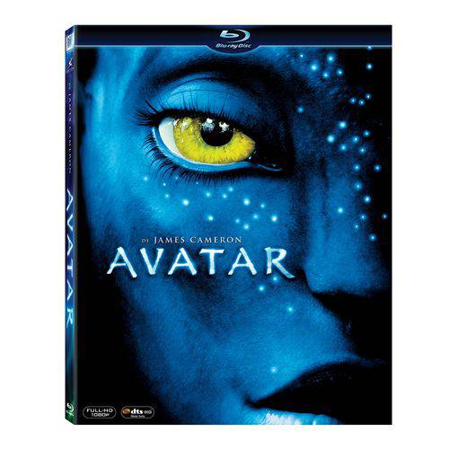Avatar de James Cameron (blu-ray)