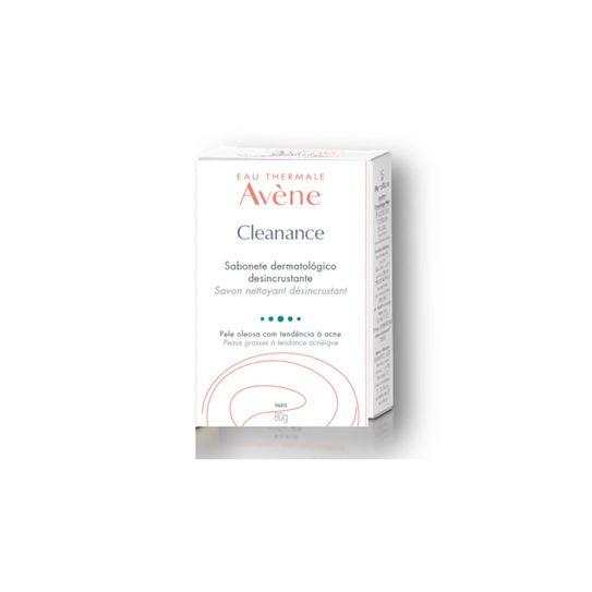 Avene Cleanance Sabonete Dermatológico 80g