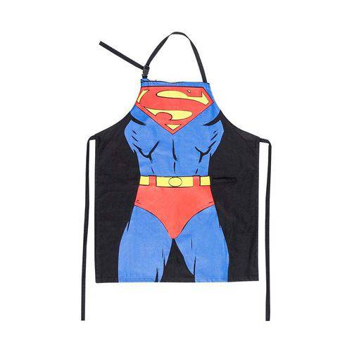 Avental Dc Super-homem 67 Cm X 83 Cm - Home Style