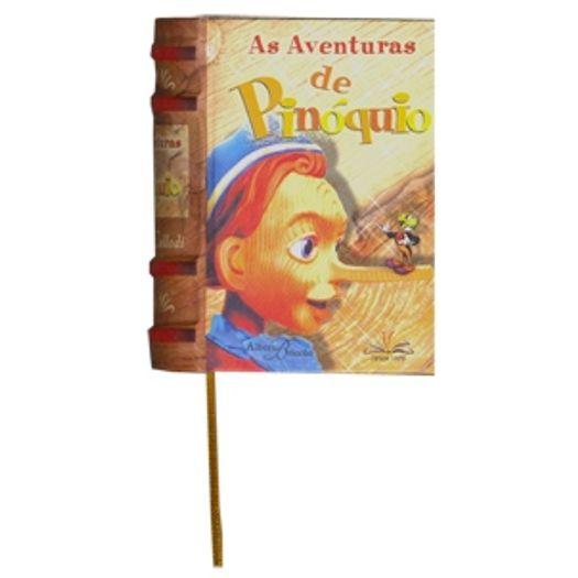Aventuras de Pinoquio, as - Minibooks - Ciex