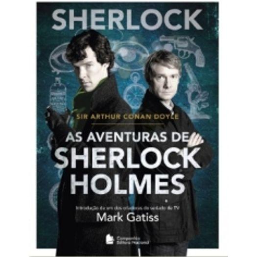 Aventuras de Sherlock Holmes, as - Nacional