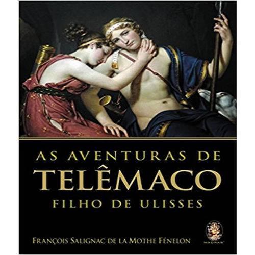Aventuras de Telemaco, as - Filho de Ulisses