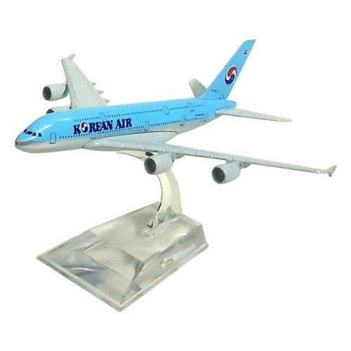 Avião Comercial Korean Air Airbus A380