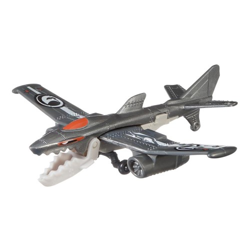 Aviao - Hot Wheels - Skybusters - Fang Fighter MATTEL