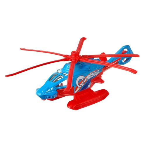 Aviao - Hot Wheels - Skybusters - Rescue Blade MATTEL