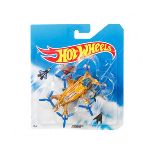 Avião Hot Wheels Skybusters Sky Clone - Mattel