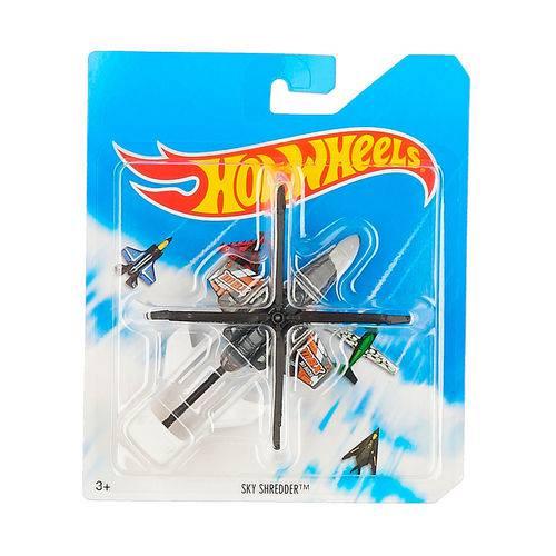Avião Hot Wheels Skybusters Sky Shredder - Mattel
