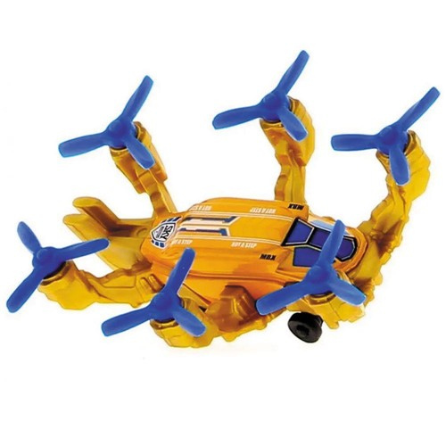 Aviao - Hot Wheels - Skybusters - Skyclone MATTEL