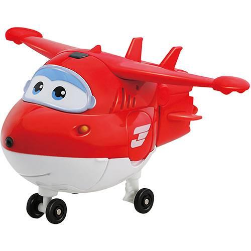 Avião Super Wings Change' em Up Jett - Intek
