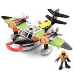 Avião Windscorpion - Imaginext Sky Racers - Fisher-price