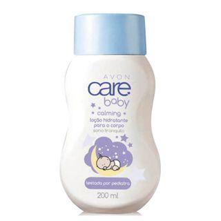 Avon Care Baby Calming Loção Hidratante para o Corpo 200ml