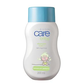 Avon Care Baby Shampoo 2 em 1 200ml