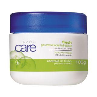 Avon Care Gel-Creme Facial Hidratante Fresh