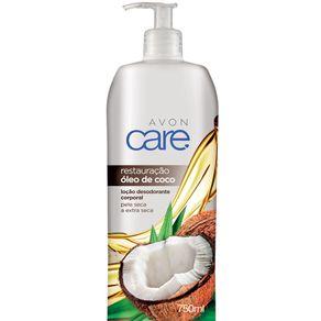 Avon Care Loção Desodorante Corporal Óleo de Coco 750ml