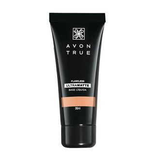 Avon True Base Ultramatte 30ml - Bege