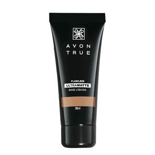Avon True Base Ultramatte 30ml - Bronze