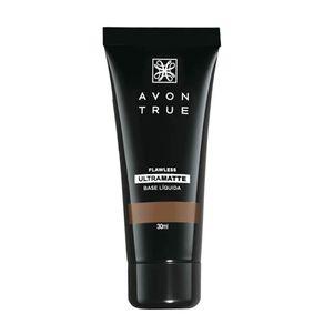 Avon True Base Ultramatte 30ml - Marrom Claro