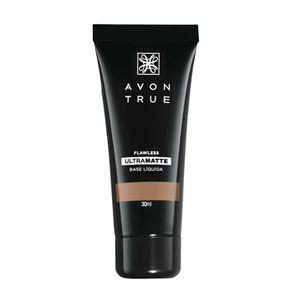 Avon True Base Ultramatte 30ml - Mel Claro