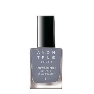 Avon True Color Nailwear Pro+ Esmalte - Cinza Sedutor