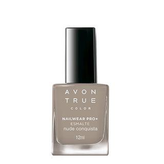 Avon True Color Nailwear Pro+ Esmalte - Nude Conquista