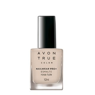 Avon True Color Nailwear Pro+ Esmalte - Rosa Tule