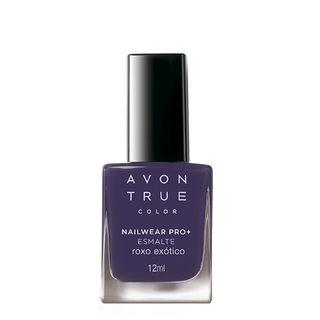 Avon True Color Nailwear Pro+ Esmalte - Roxo Exótico