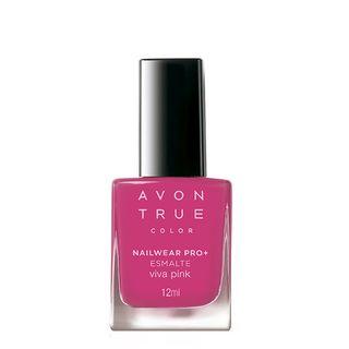 Avon True Color Nailwear Pro+ Esmalte - Viva Pink