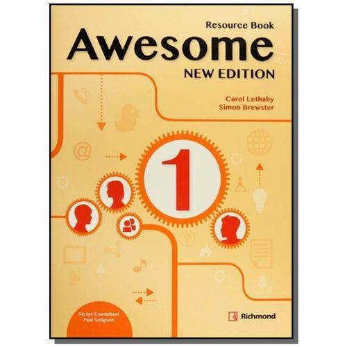 Awesome Update 1 Resource Book Ed3