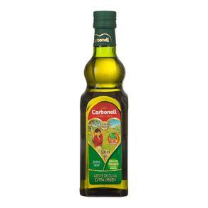 Azeite Extra Virgem Vidro Carbonell 500mL