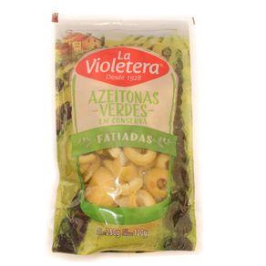 Azeitonas Verdes Fatiadas La Violetera 120g