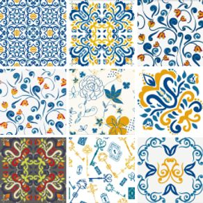 Azulejo Adesivo Colonial AZ19009-c20